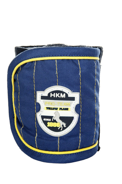 HKM Pro Team Flash Bandages in Corn Blue