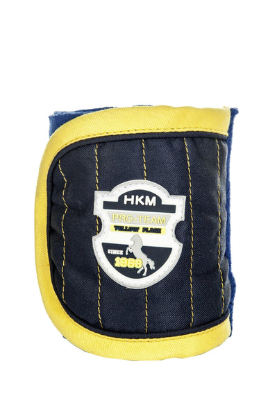 HKM Pro Team Flash Bandages in Deep Blue