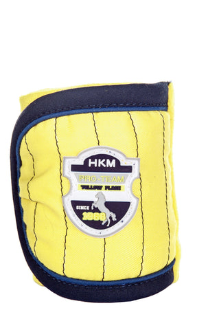 HKM Pro Team Flash Bandages in Yellow