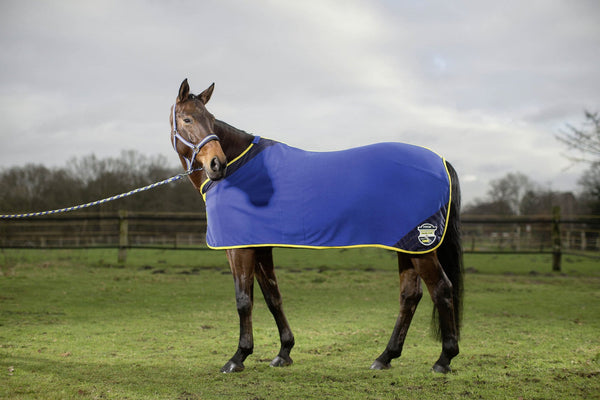HKM Pro Team Flash Cooler Rug - EQUUS