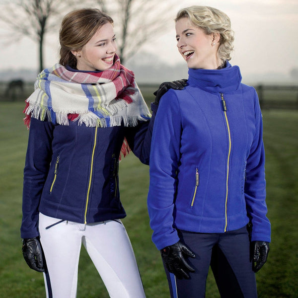 HKM Pro Team Flash Fleece Riding Jacket - EQUUS