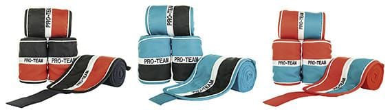 HKM Pro Team Helsinki Polar Fleece Bandages - EQUUS