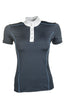 HKM Pro Team International Competition Shirt - XS (8) / Deep Blue | EQUUS