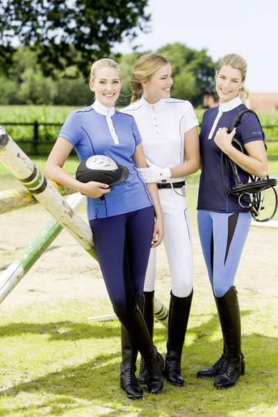 HKM Pro Team International Competition Shirt - EQUUS