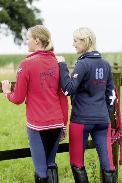 HKM Pro Team International Fleece Jacket - EQUUS