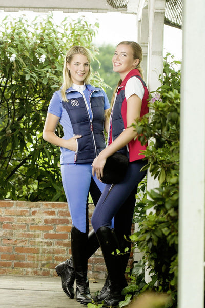 HKM Pro Team International Gilet - EQUUS