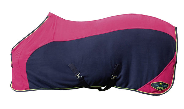 HKM Pro Team Neon Sports Cooler Rug - 5'3 / Pink | EQUUS