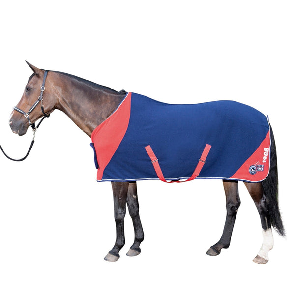 HKM Pro Team Performance Cooler Deep Blue On Horse 8757/6900
