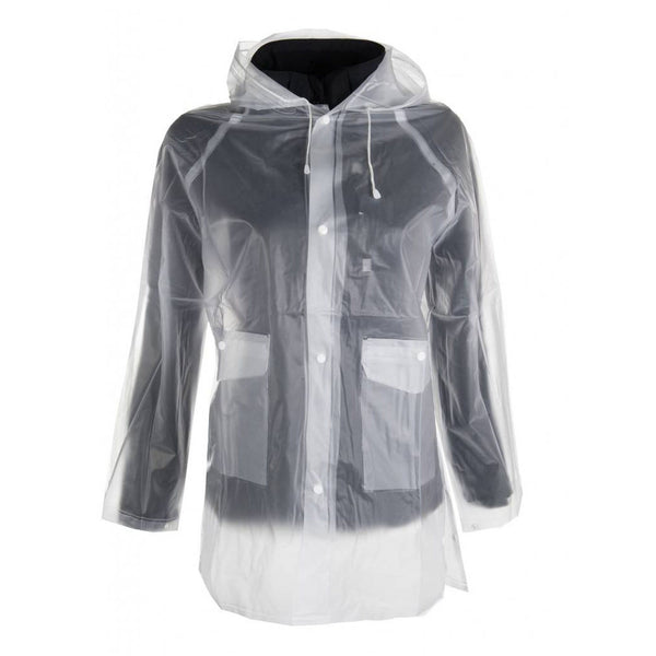HKM Children's Rain Mac Studio Front View 8242