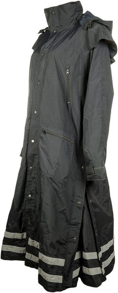 HKM Seattle Rain Coat Side 8005