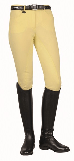HKM Softice Breeches with 3/4 Seat