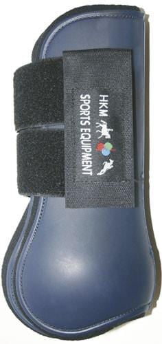 HKM Softopren Tendon Boots in Deep Blue