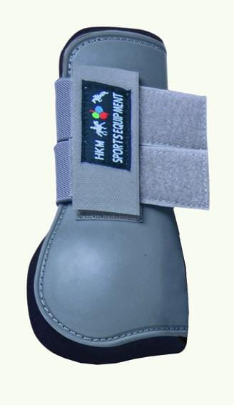 HKM Softopren Tendon Boots in Grey