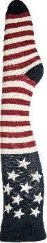 HKM Stars and Stripes Riding Socks 7580