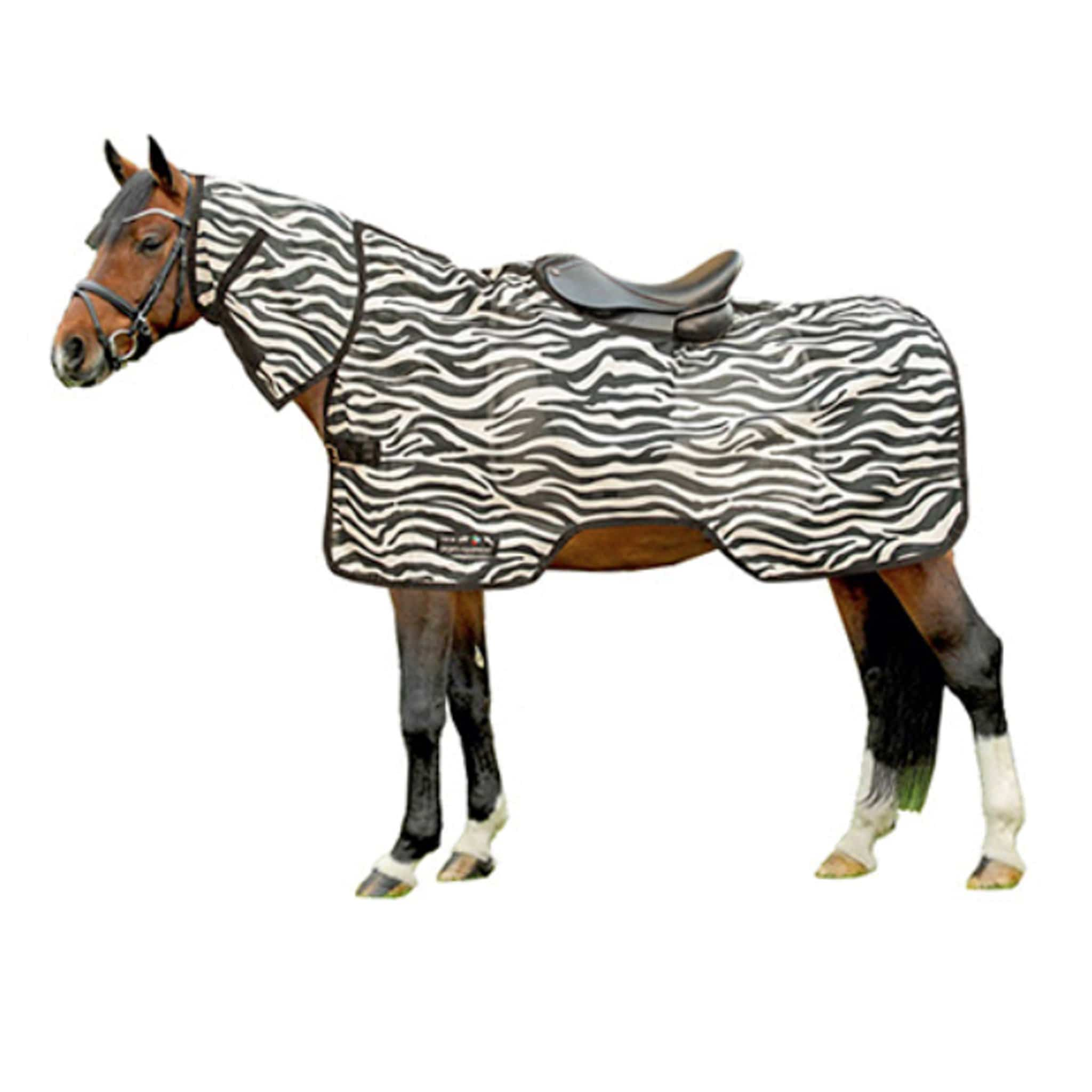 HKM Zebra Ride-On Fly Sheet 4727