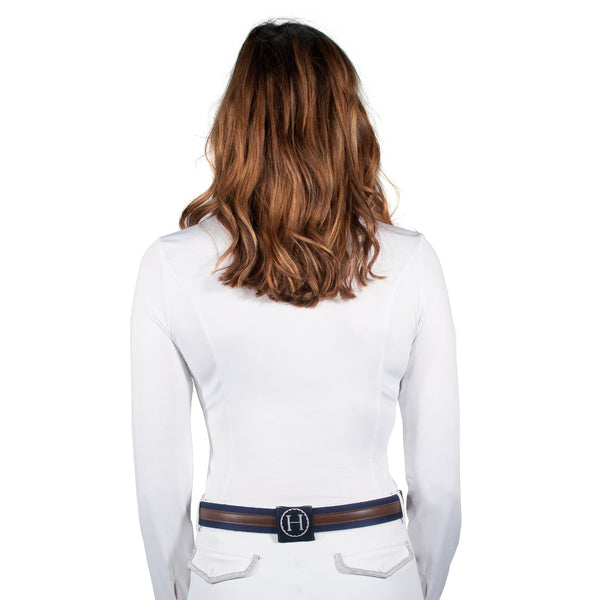 Harcour Amelia Competition Shirt Back 600654