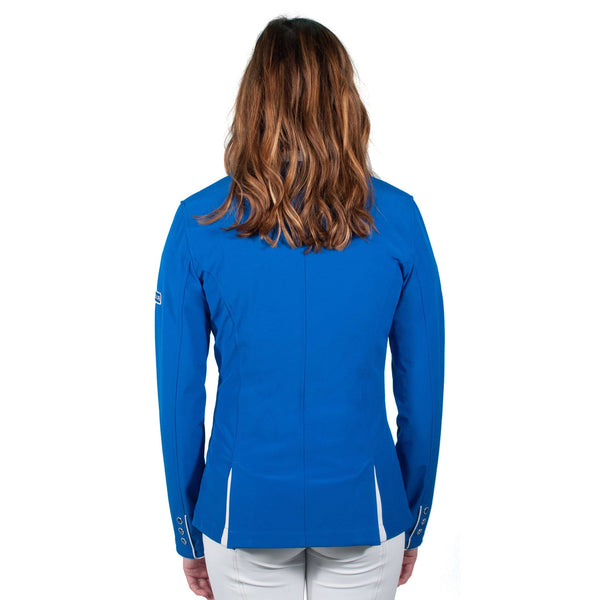 Harcour Softshell Competition Jacket Rear View 600501