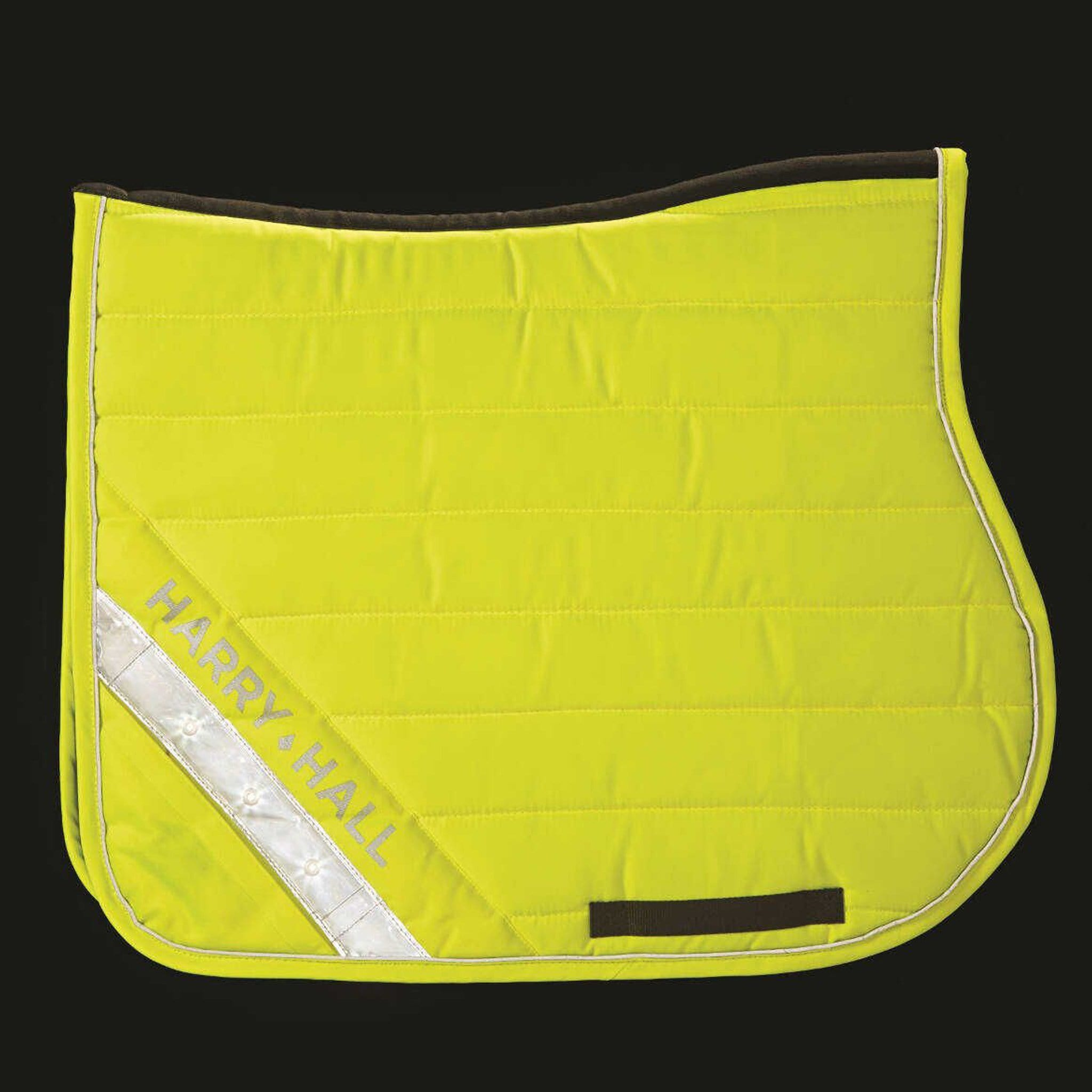 Harry Hall Hi Viz Saddle Cloth HHL1945