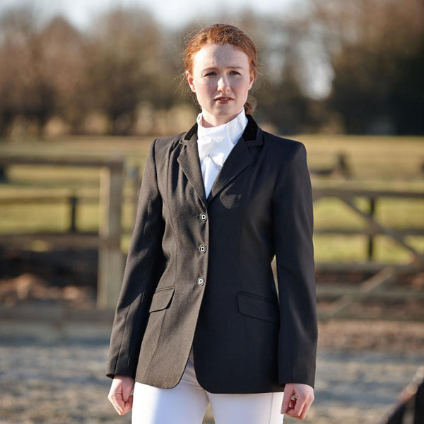 Dublin Haseley Ladies Show Jacket Black 588700