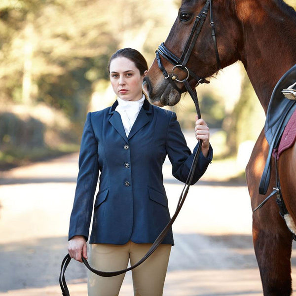 Dublin Haseley Ladies Show Jacket Navy 588712