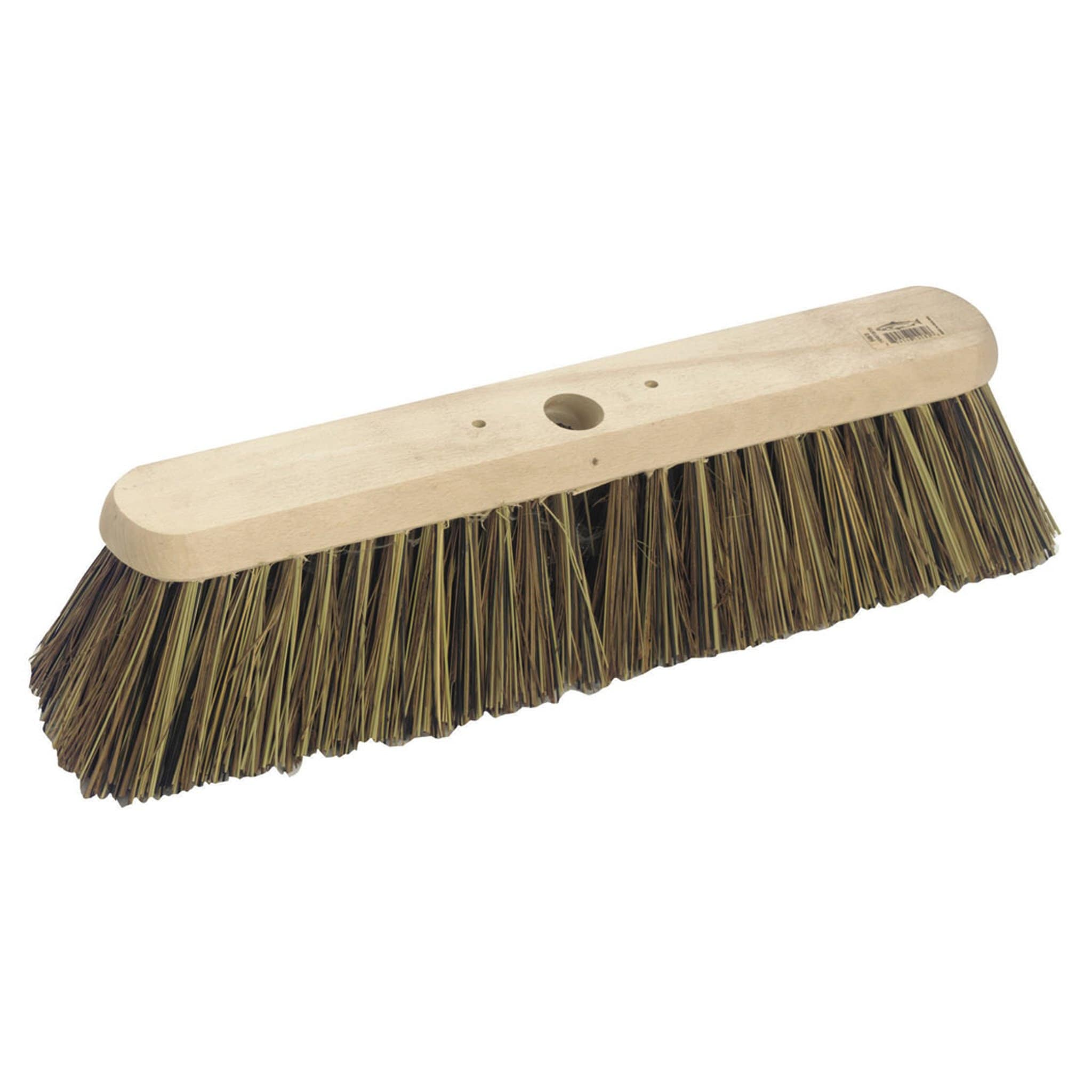 Hillbrush Platform Broom Head With Very Stiff Bristles