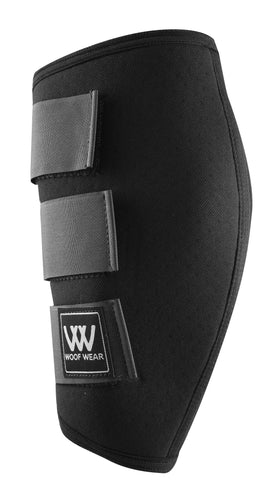 Woof Wear Hock Boot in Black WB0009