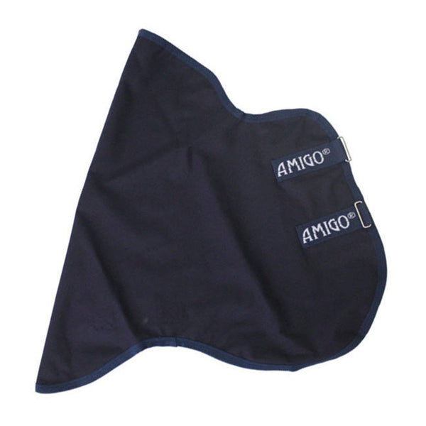 Horseware Amigo Bravo 12 Original 0g Hood Navy with Navy trim AARN41