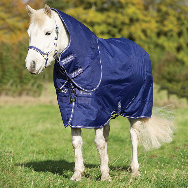 Horseware Amigo Hero ACY Plus Lite 0g Turnout Rug Blue AAKP80