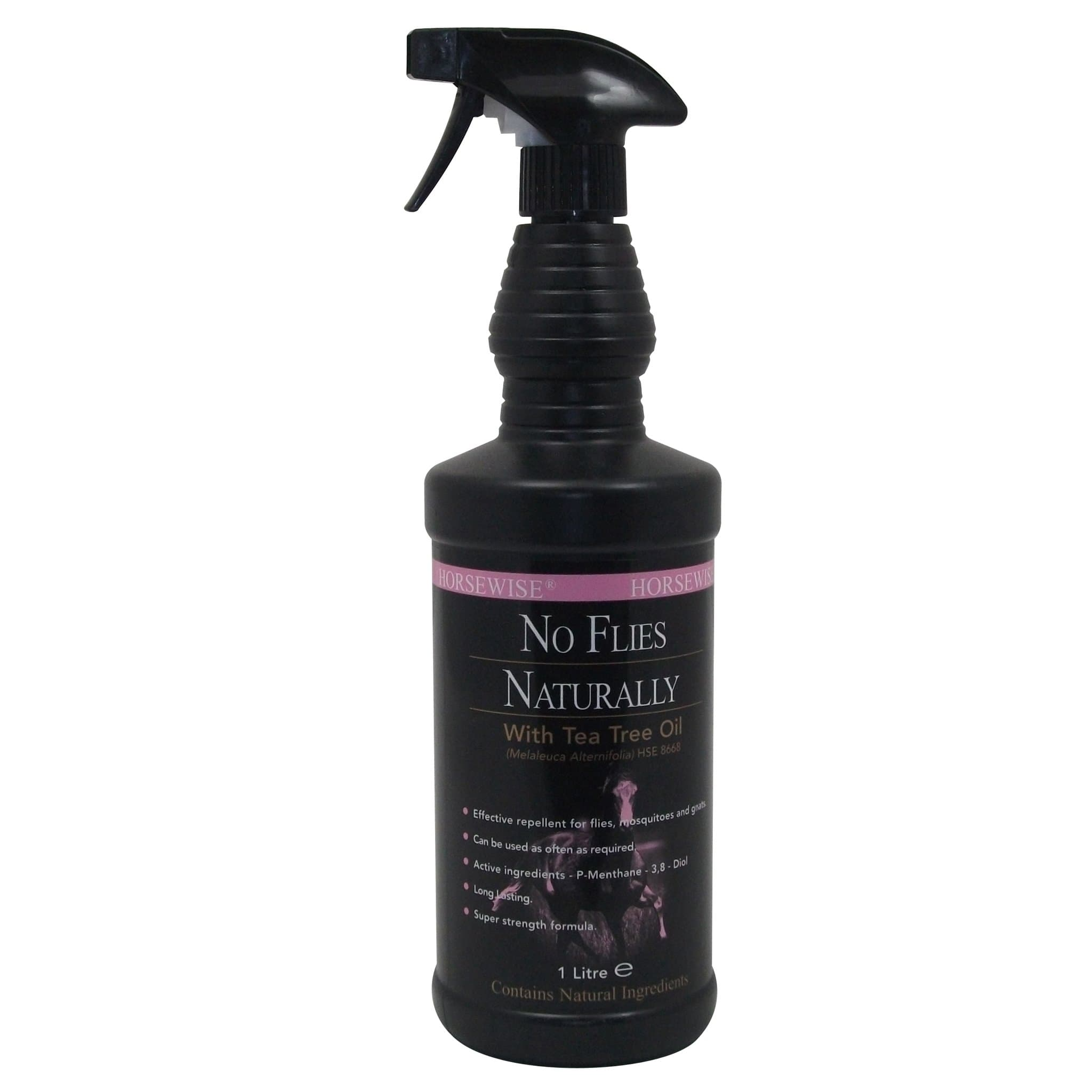 Horsewise No Flies Naturally Spray ENC0075