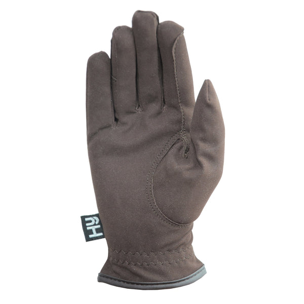 Hy5 Lightweight Competition Gloves Brown Palm