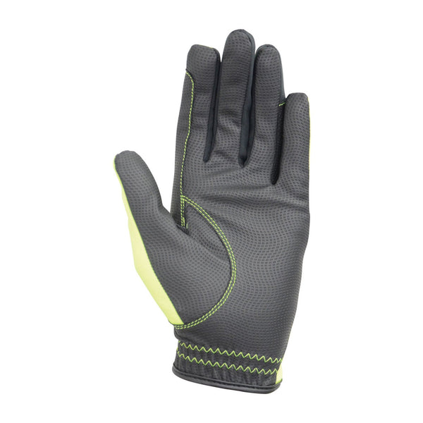 Hy5 Reflective Softshell Gloves Palm
