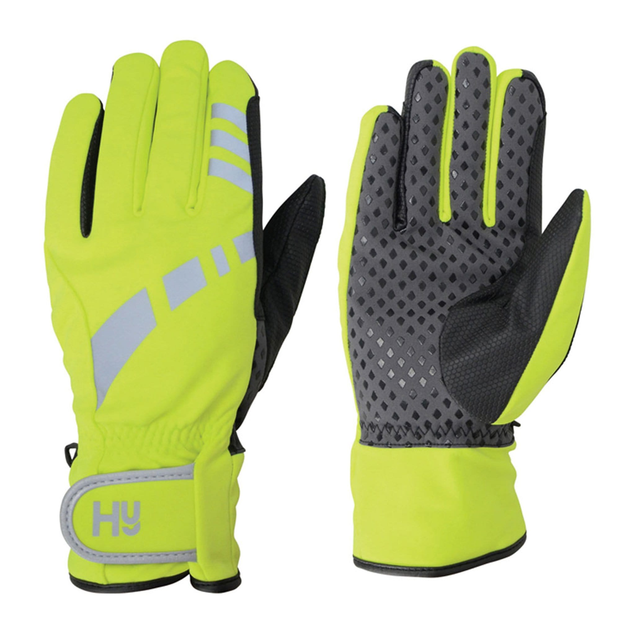 Hy5 Reflective Waterproof Multipurpose Gloves Yellow