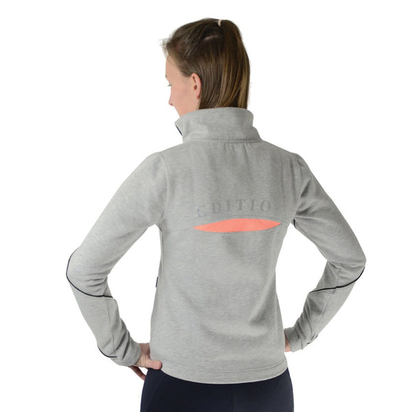 HyFASHION London Edition Fleece Jacket 17504 Back