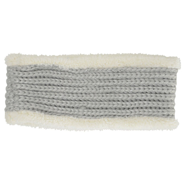 HyFASHION Avoriaz Metallic Headband in Silver 20330