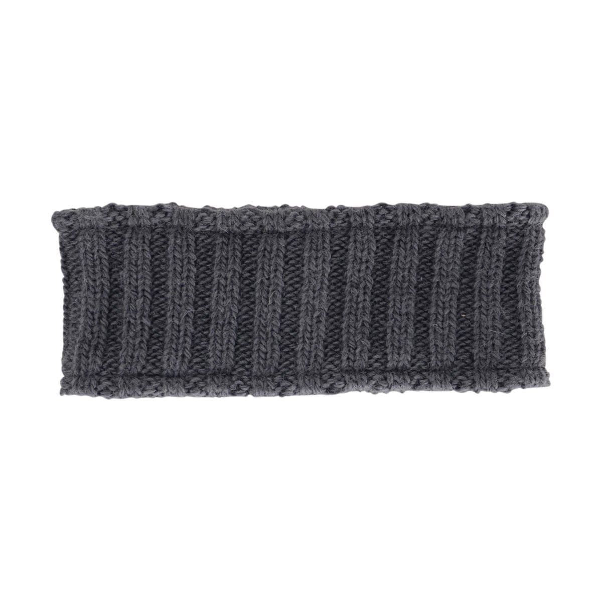 HyFASHION Galloway Knitted Headband Grey 15423.