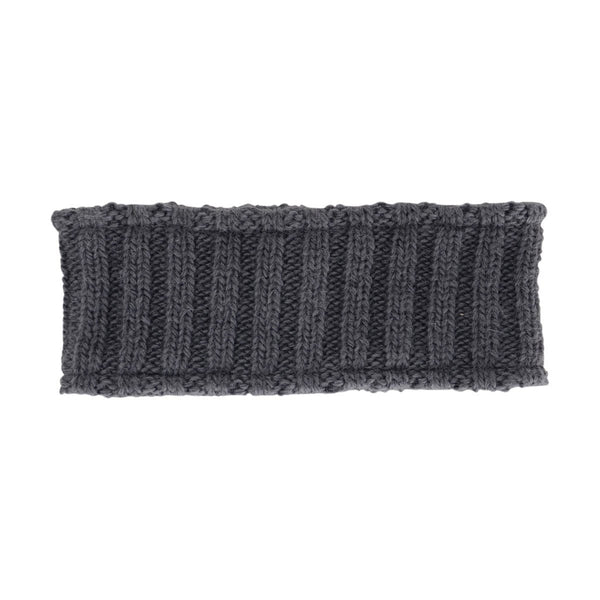 HyFASHION Galloway Knitted Headband Grey 15423