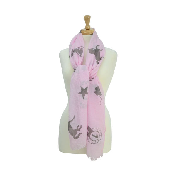HyFASHION Ladies Balmoral Scarf 15412