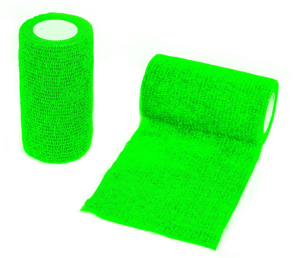 HyHEALTH Sportwrap Bright Green 2653