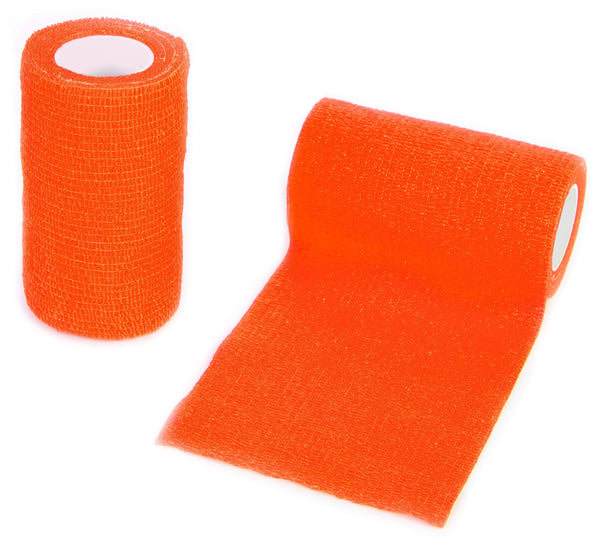 HyHEALTH Sportwrap Bright Orange 2658