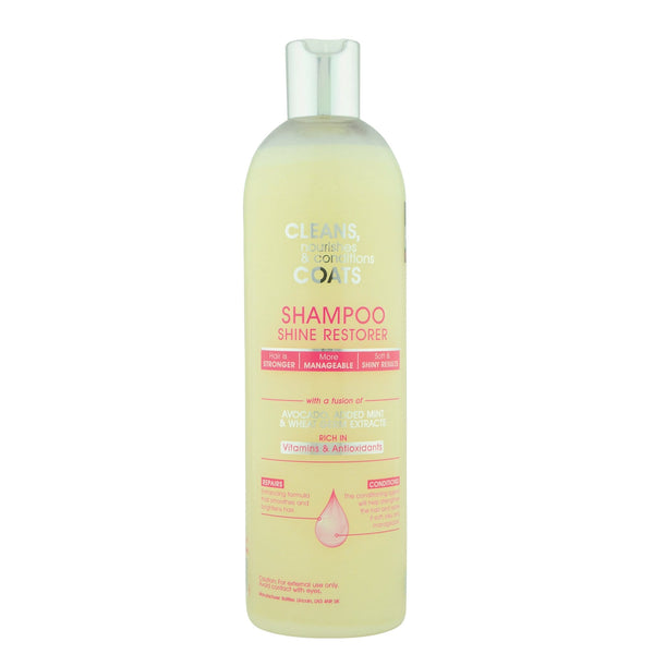 HySHINE Magic Miracle Shampoo Side 10175