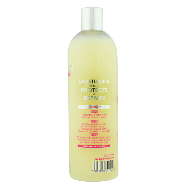 HySHINE Magic Miracle Shampoo Back 10175