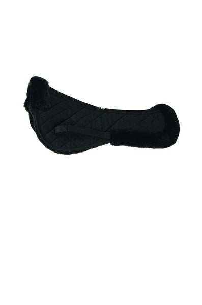 HySPEED Fab Fleece Half Pad Black 10792