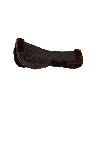 HySPEED Fab Fleece Half Pad Brown 10794