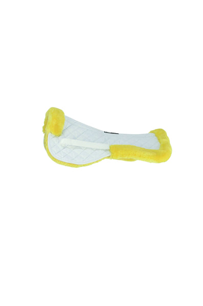 HySPEED Fab Fleece Half Pad White 10793