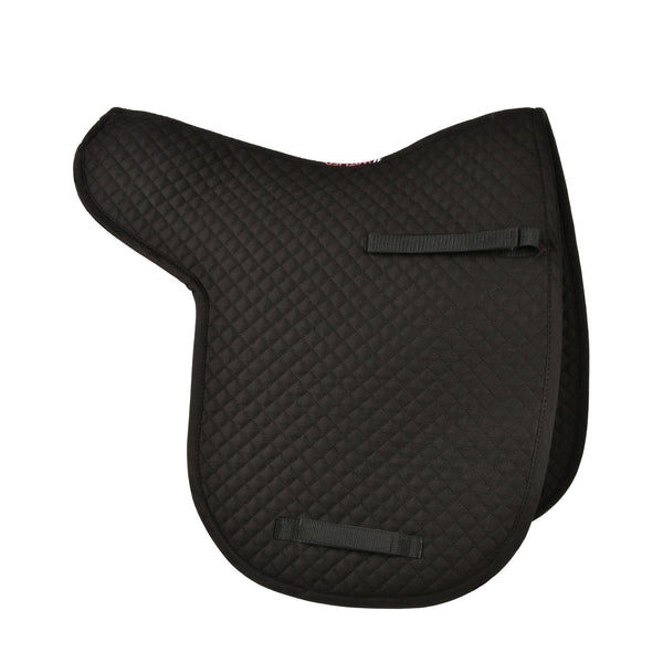 HyWITHER Competition Dressage Numnah Black 1758