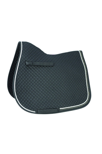 HyWITHER Diamond Touch GP Saddle Pad Black 10900