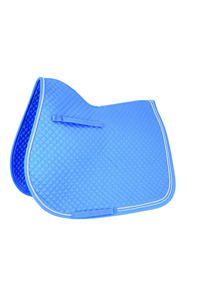 HyWITHER Diamond Touch GP Saddle Pad Brilliant Blue 11403