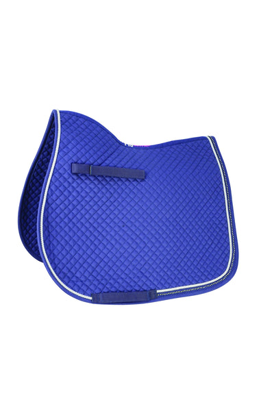 HyWITHER Diamond Touch GP Saddle Pad Navy 10898