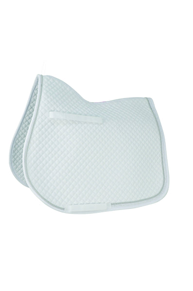 HyWITHER Diamond Touch GP Saddle Pad White 10899