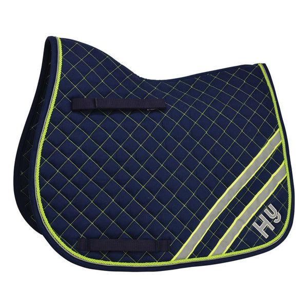 HyWITHER Reflector Saddle Pad 14185